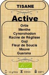 Active (Menthe/Guarana)