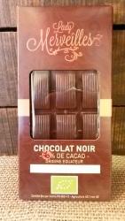 Chocolat Noir 70% origine Équateur