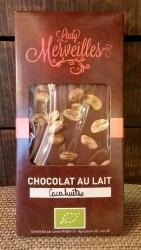 """Chocolat au Lait """"Cacahuètes"""""""