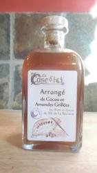 Cacao et Amandes Grillées